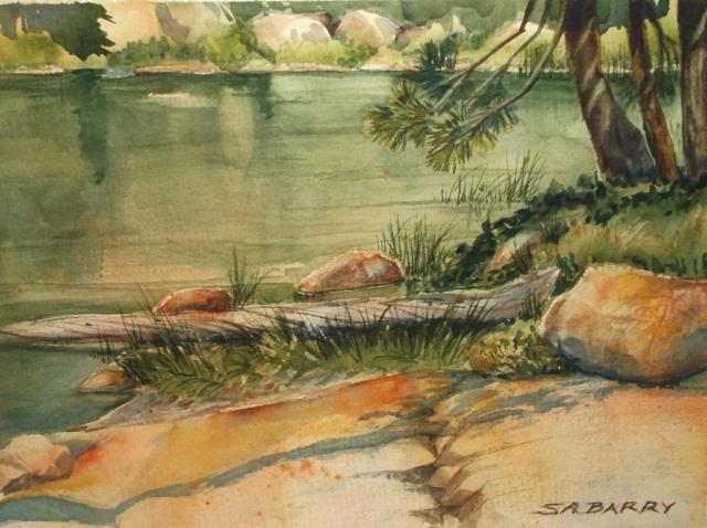 Lake Flora
