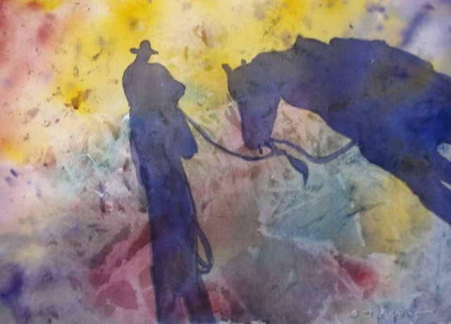 Shadows by Susan Barry